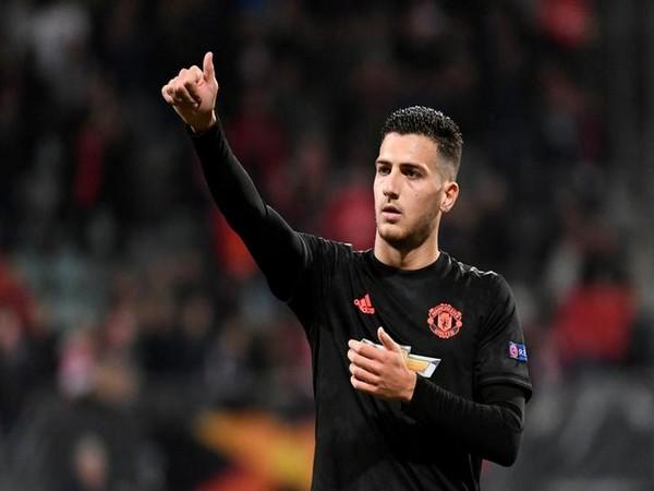 Manchester United's Diogo Dalot