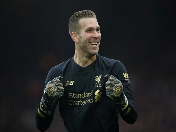 Liverpool's Adrian