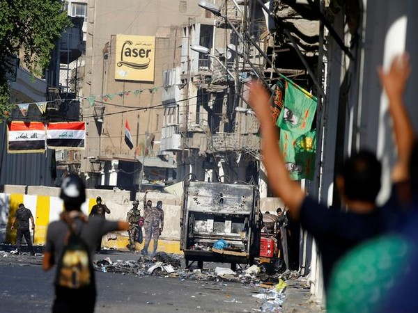 23 protestors killed in Iraqi clashes from Nov 3-7