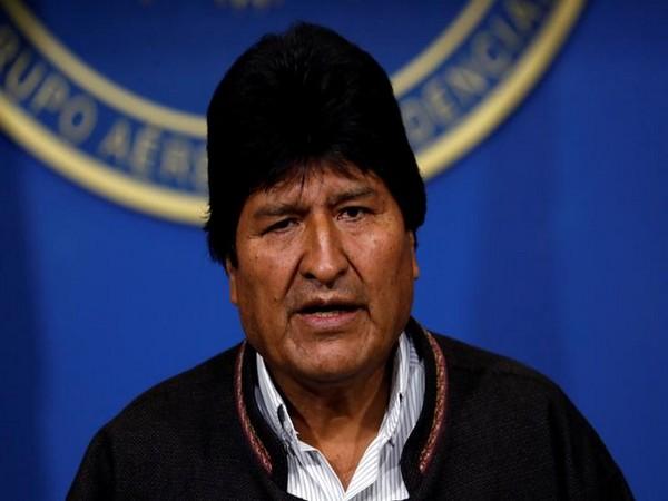Bolivian President Evo Morales (File photo)