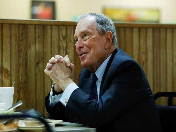 Billionaire and former New York City Mayor Michael Bloomberg (File pic)