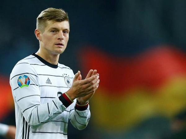 Germany mid-fielder Toni Kroos (file image)