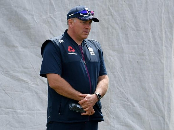 England head coach Chris Silverwood (file image)