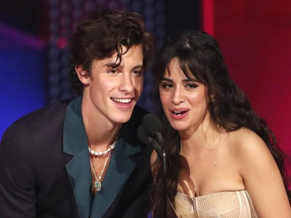 Shawn Mendes and Camila Cabello