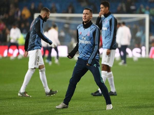 Eden Hazard '100 per cent' fit, to feature against Celta Vigo
