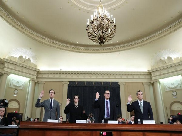 Witnesses Noah Feldman, Pamela Karlan, Michael Gerhardt, Jonathan Turley