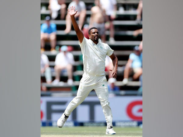 South Africa pacer Vernon Philander