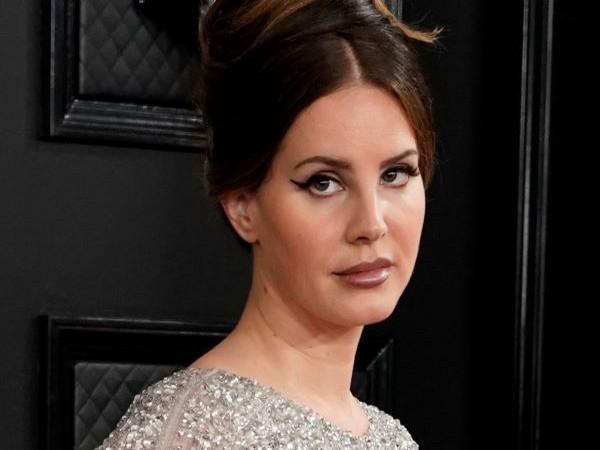 Musician Lana Del Rey