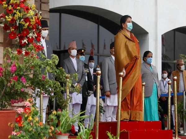 Nepal President Bidya Devi Bhandari (Credit: Reuters Pictures)