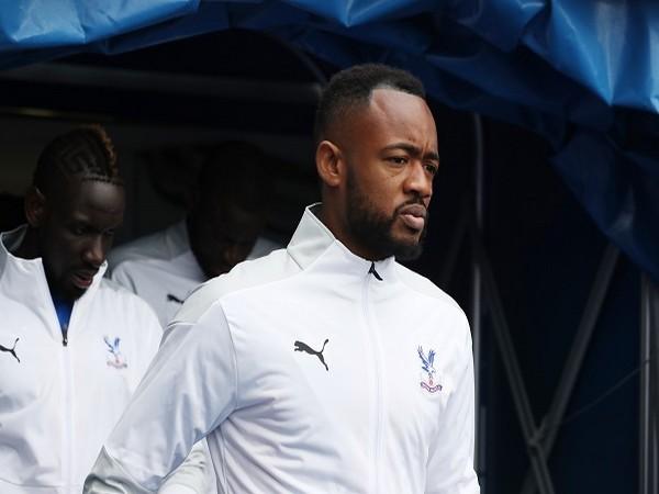 Crystal Palace striker Jordan Ayew