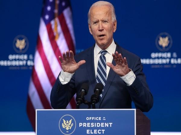US President-elect Joe Biden (Credit: Reuters Pictures)