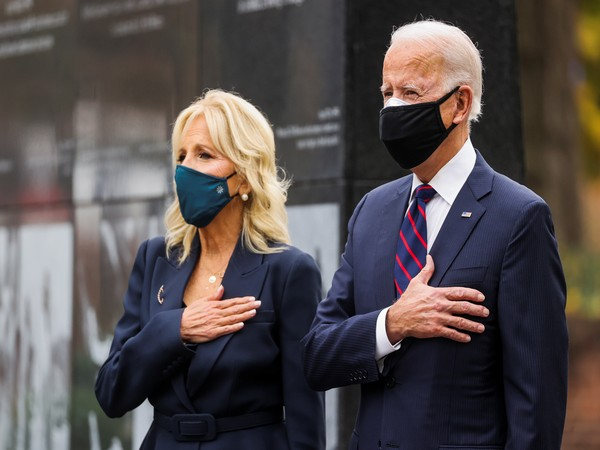 President-elect Joe Biden, future first lady Jill Biden