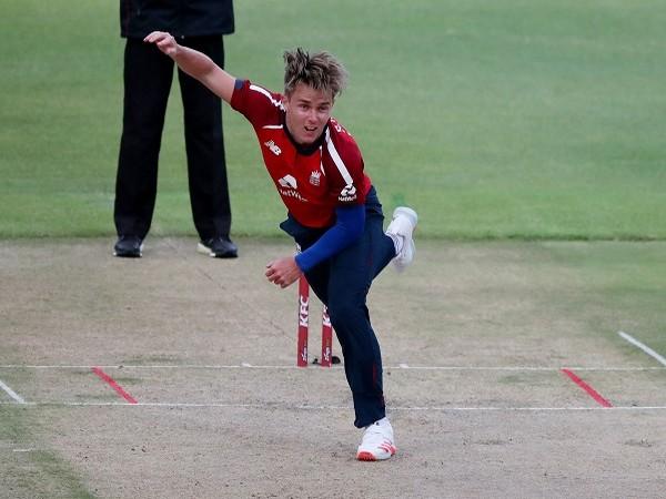 England all-rounder Sam Curran