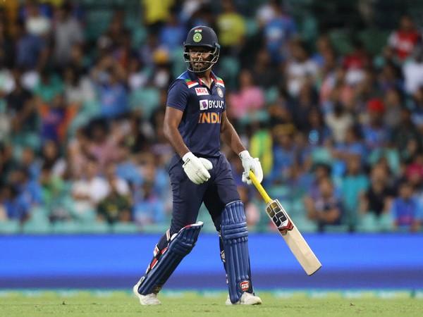 India batsman Sanju Samson