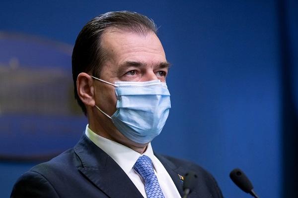 Romania's Ludovic Orban (Credit: Reuters Pictures)