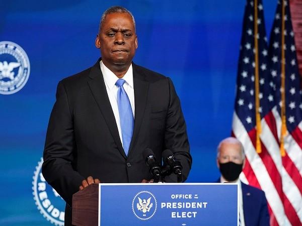 President-elect Joe Biden's nominee for Defense Secretary Lloyd Austin