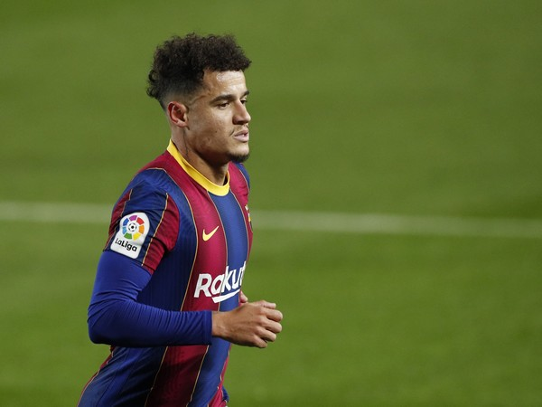 Philippe Coutinho (File photo)