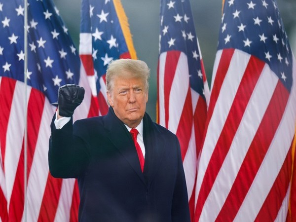 US President Donald Trump (Credit: Reuters Pictures)