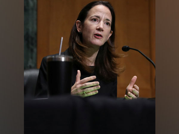US Senate on Wednesday confirmed President Joe Biden's first Cabinet nominee Avril Haines for director of national intelligence.