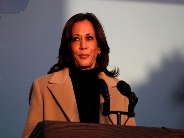 US Vice President-elect Kamala Harris (Credit: Reuters Pictures)