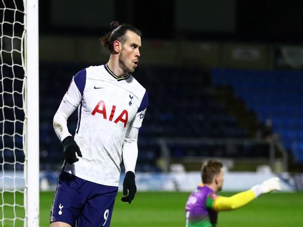 Tottenham Hotspur striker Gareth Bale
