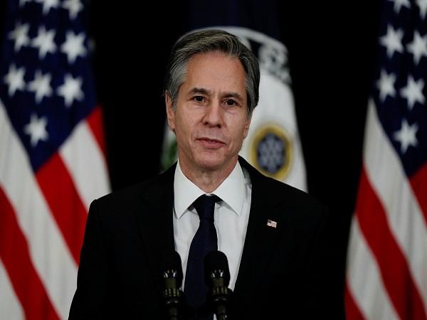 US Secretary of State Antony Blinken (Credit: Reuters Pictures)