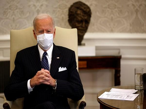 US President Joe Biden (Credit: Reuters Pictures)