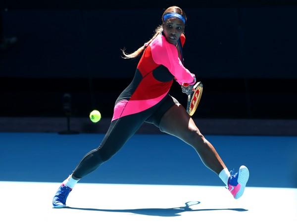 American tennis star Serena Williams