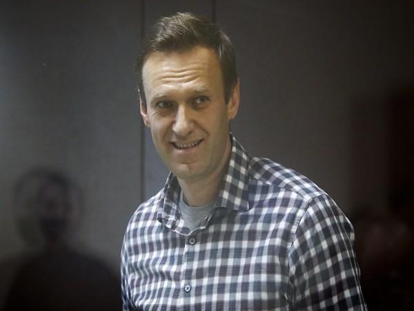 Opposition leader Alexey Navalny