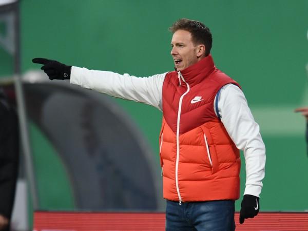 RB Leipzig head coach Julian Nagelsmann