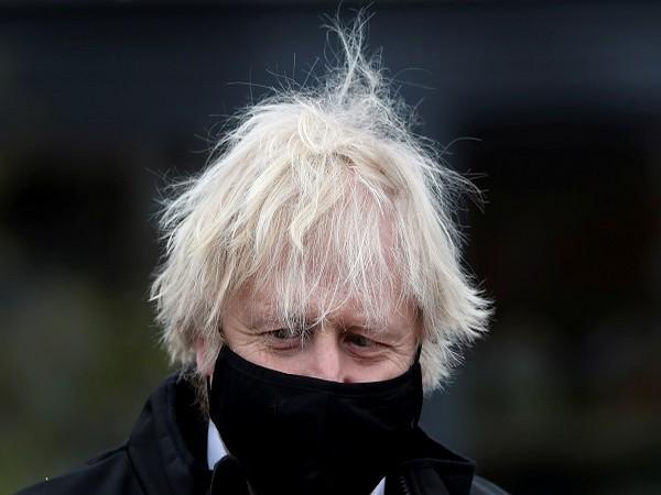 UK Prime Minister Boris Johnson (Credit: Reuters Pictures)