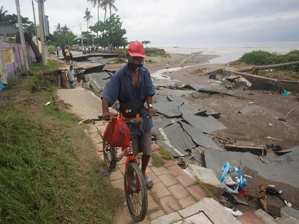 Flash floods in Indonesia have claimed 70 lives as of now (Credit: Reuters Pictures)