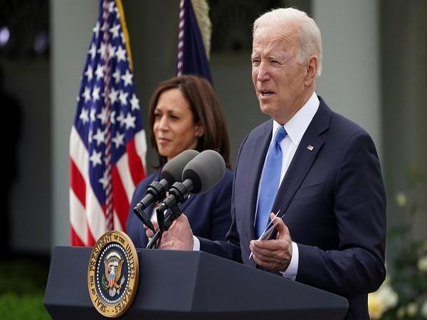 US President Joe Biden (Credits: Reuters Pictures)