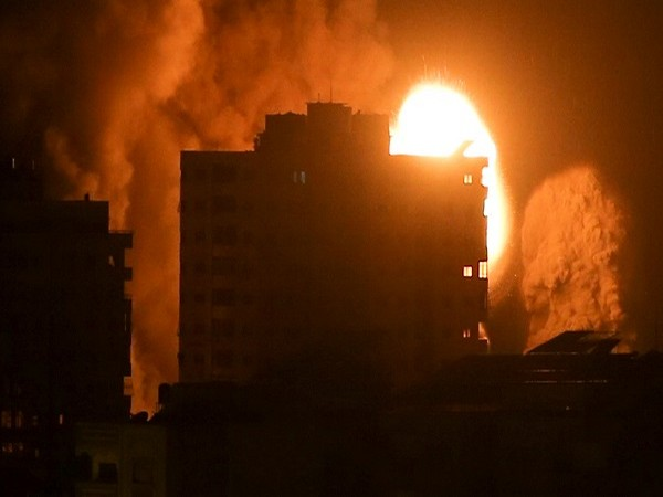 The violent conflict between Israel and Palestine has entered its second week (Reuters Pictures)