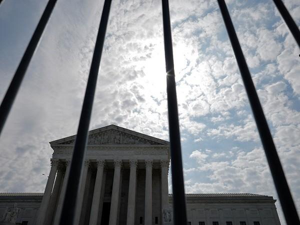 US Supreme Court (Credit: Reuters)