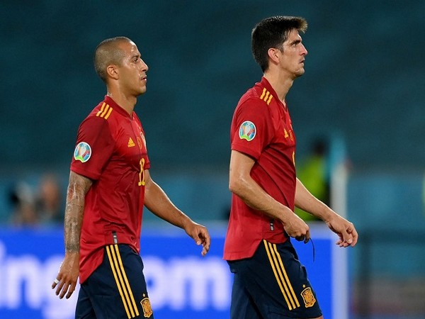 Sweden held Spain to a goalless draw on Monday