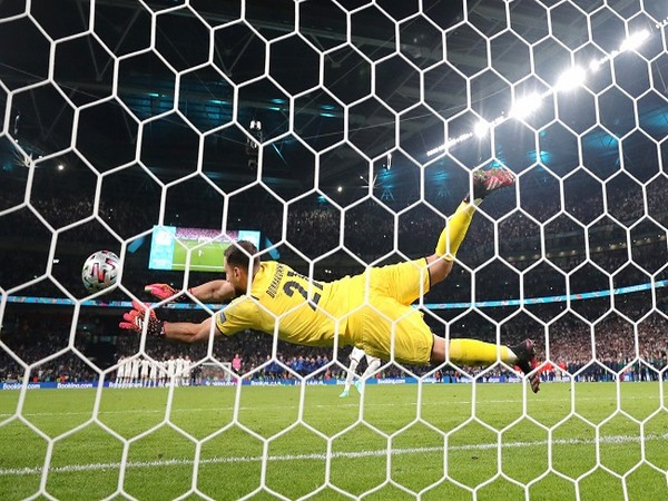 Italy goalkeeper Gianluigi Donnarumma