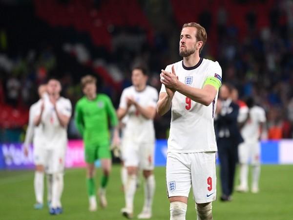 England captain Harry Kane