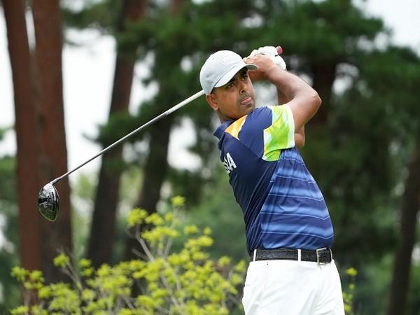 India golfer Anirban Lahiri