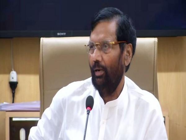 Union Minister and founder of Lok Janshakti Party Ram Vilas Paswan passed away on Thursday. (File Photo)