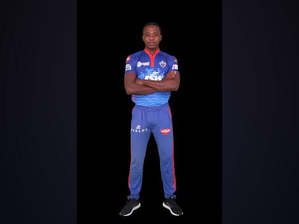 Delhi Capitals bowler Kagiso Rabada