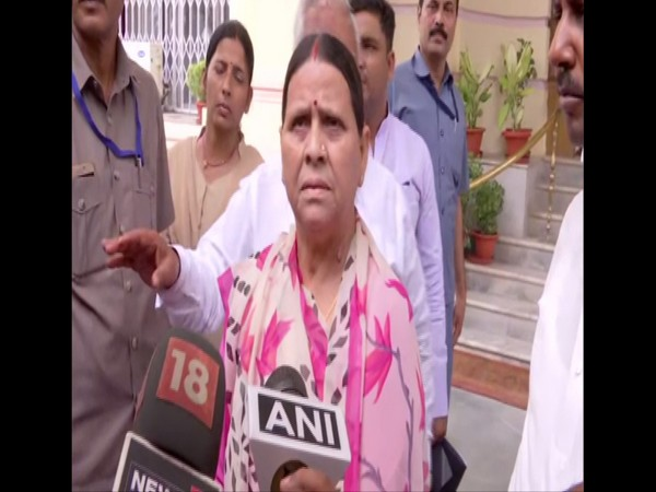 RJD leader Rabri Devi (File Photo)