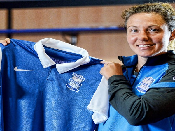 Scotland caption Rachel Corsie (Photo/Birmingham City Women Twitter)