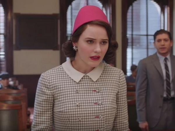 Rachel Brosnahan in season 3 trailer