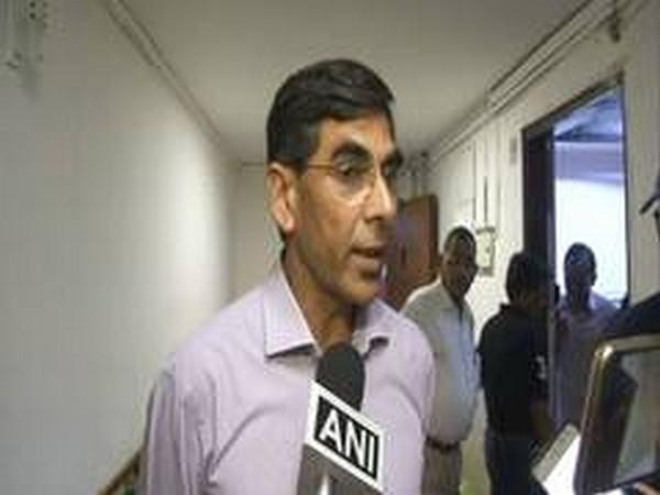 Union Sports Secretary Radhey Shyam Julaniya