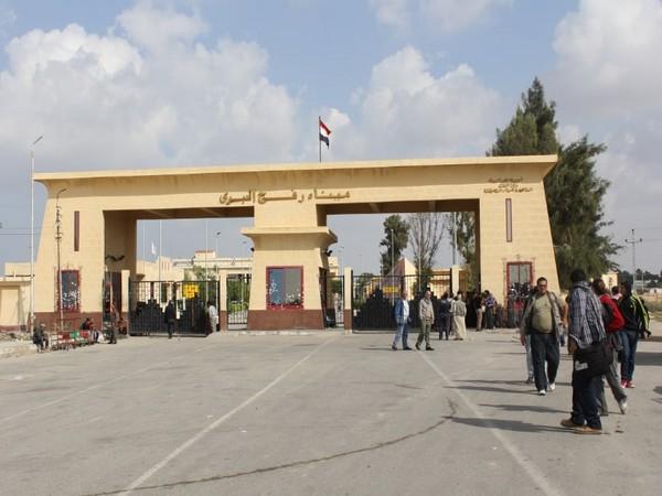Rafah crossing (File photo)