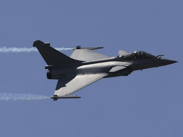 Rafale fighter jet (File photo)