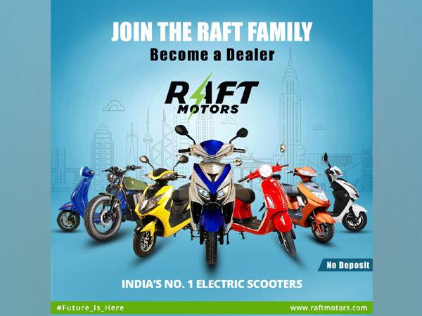 Raft Motors E-Vehicles