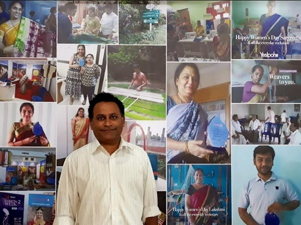 Raghuram Kuchibhatla, Founder Yes!poho