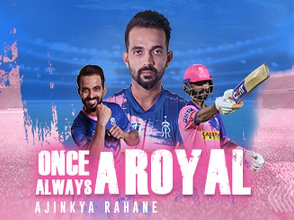 Cricketer Ajinkya Rahane